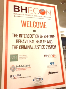 Forum The Intersection Of Reform Behavioral Health And The
